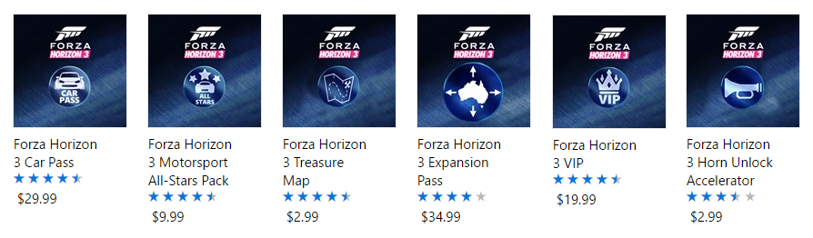 Dlc Forza Support